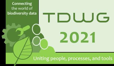 TDWG 2021