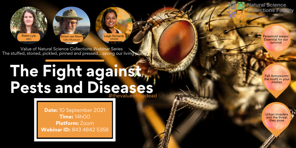 Webinar Series Invite | The Fight against Pests and Diseases